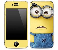 Minion phone case