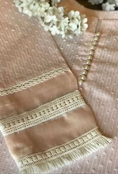 Neck Designs For Suits, Sleeves Designs For Dresses, Dress Neck Designs, Kurti Neck Designs, Kurta Designs Women, Kurti Designs Party Wear, Sleeve Designs, Salwar Designs, Pakistani Fashion Party Wear