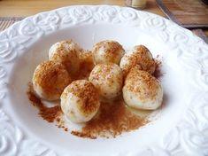 jablecne knedlíčky - dělená strava Delena, Whole 30 Recipes, Muffin, Lunch, Vegan, Breakfast, Healthy, Sweet, Basket