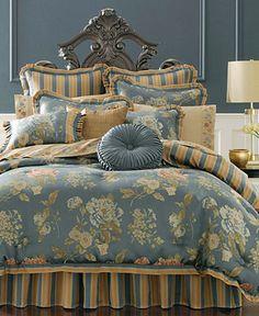 J Queen New York Bedding, Savannah Comforter Sets - Bedding Collections - Bed & Bath - Macys