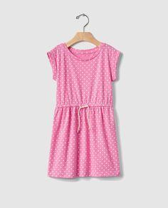 Vestido de niña Gap con estampado de lunares
