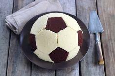 Super leckerer Fußball-Kuchen
