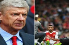 Arsene Wenger very concerned over Francis Coquelin injury