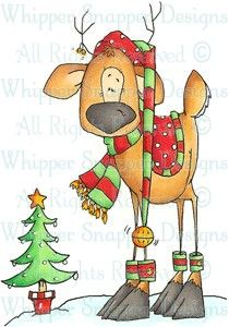 Randy Reindeer