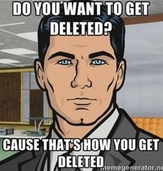 What do people think of Sterling Archer? See opinions and rankings about Sterling Archer across various lists and topics. Archer Meme, Archer Quotes, Archer Funny, Archer Fx, Ben Carson, Krav Maga, Sterling Archer, Back In The Game, Danger Zone