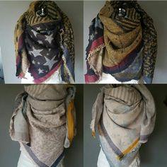 New scarfs!