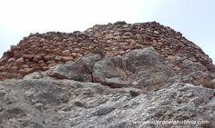 foto de muralla del Castillo de Salvatierra, Villena, Alicante…