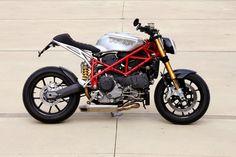 """Ducati 999 S """"Red Devil"""" by Claudio Zanotto"""