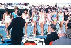 Miss Great Britain Contest, Morecambe