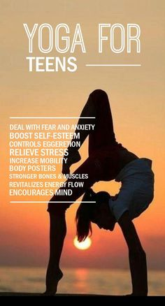 There are several benefits of yoga – physical, mental and spiritual. Here are the top 15 benefits of yoga for your teenager