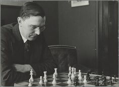 Dutch Chess Player Max Euwe