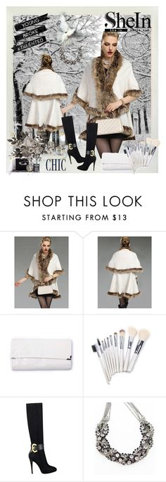 """Shein"" by lila2510 ❤ liked on Polyvore featuring GUESS and mix-style"