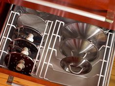 5 Clever Ways to Store Your Stand Mixer Attachments & Food Processor Blades