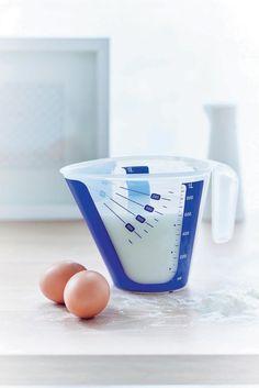 Tupperware UK 1L Measuring jug. Easy and accurate measuring! #baking #cooking…