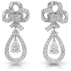 Noeud de Diamants Earrings