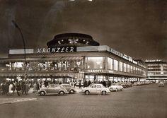 café kranzler, kurfürstendamm, berlin (early 60s)