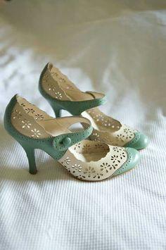 Vintage shoe ♥