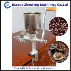 Hand operating grain mill home use manual corn coffee cocoa bean grinder machine   ZF #Affiliate