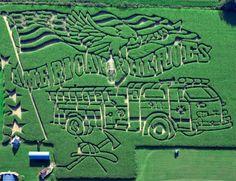 5. Cool Spring Corn Maze – 537 Franklin Road, Mercer, PA 16137