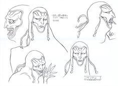 Vampire Hunter D, Character Inspiration, Character Design, Anime Was A Mistake, Art Google, Fashion Art, Manga Anime, Concept Art, Animation