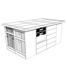 These plans for my ULTIMATE T-Track Assembly & Outfeed Table with Systainer Storage will walk you ...