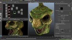 Autodesk Maya 2015 Screenshot