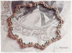 75marghe75 Bead By Bead: Creazioni con perline agosto 2014, orecchini collane and more!
