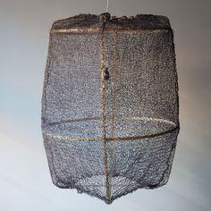natural sisal net lantern