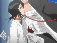 Rukia is truly a very small person