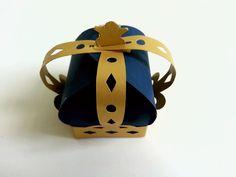Forminhas para Doce 3D - Coroa