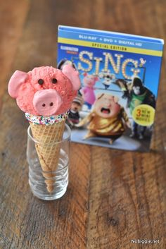 The new movie SING i