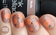 Award-winning British nail art blog