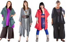 """What is Lagenlook? Lagen is German for """"layer"""" or """"layering,"""" so it translates into something like """"layered look."""" Boho travel clothing for summer"""
