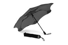 It's the strongest umbrella around, can be popped open with one hand, and is small enough to fit in your handbag. Get your Charcoal BLUNT XS_Metro umbrella at www.GumbootBoutique.com