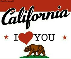 Best state in the whole land! California Love, Frases