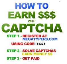 Captcha 2 Cash | Get Paid By Decoding Captchas | Data Entry Work http://captcha2cash.org