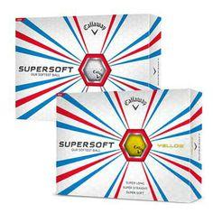 Callaway Supersoft Golf Balls : FairwayGolfUSA.com