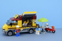 https://flic.kr/p/QzrBVM   😋 LEGO 60150 Pizza Van 🚚🍕   Hey folks it's Alex here 😋🍕Yesterday I've build this very cool set 😄🚚🍕 This is absolutely genius ! I love the minifigs (Pepper Roni is one of the best minifigure ever, non included in this box☹️) The truck is small but very colored and very detailed with stickers and these little pizza slices 🍕🍕 Anyways this set will be in the top 20 of the best set ever made 😀 Original picture by me