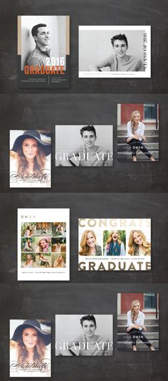 Celebrate your child's milestone with a unique graduation announcement design from Minted.