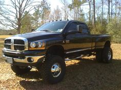 """[QUOTE=""""jdjones, post: member: you guys go, 08 Dodge Dually if its an 08 why does it have the 2006 headlights with amber strips? Lifted Dually, Dually Trucks, Lifted Chevy Trucks, Dodge Trucks, Big Trucks, Pickup Trucks, Dodge Dually, Dodge 3500, Mopar"""