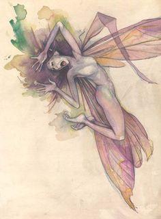fées séchées - brian froud