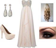 """""""Halo"""" by doyouremembersummer09 ❤ liked on Polyvore"""