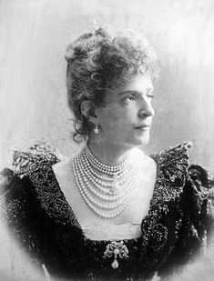 HM Queen Mia Pia of Portugal (1847-1911) née Her Royal Highness Princess Maria Pia of Savoy