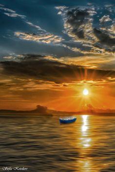 sunset by Sofia  Kotsilieri / 500px