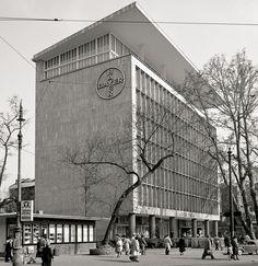 Frankfurter Hochhäuser 1950 bis 1960 - News & Stories bei STYLEPARK