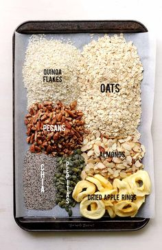 Apple Pie Granola | The Sugar Hit