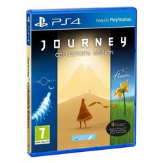 Journey Collector's Edition PS4 Game | http://gamesactions.com shares #new #latest #videogames #games for #pc #psp #ps3 #wii #xbox #nintendo #3ds