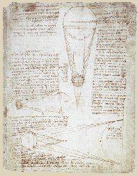 Interesting Facts about Leonardo Da Vinci's Journals