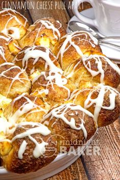 This cinnamon cheese pull-apart starts with frozen dinner rolls! Prep the night before and let it rise in the fridge for the next-day's breakfast! Great For Breakfast Or Any Time These cinnamon cheese pull-aparts make a really great breakfast. This recipe is made with one convenience ingredient I'm never without and the remaining ingredients are...Read More »