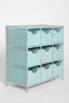 4040 Locust 9-Drawer Console - Urban Outfitters